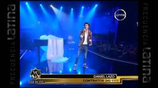 """Daniel Lazo """" Si No Es Contigo """""""
