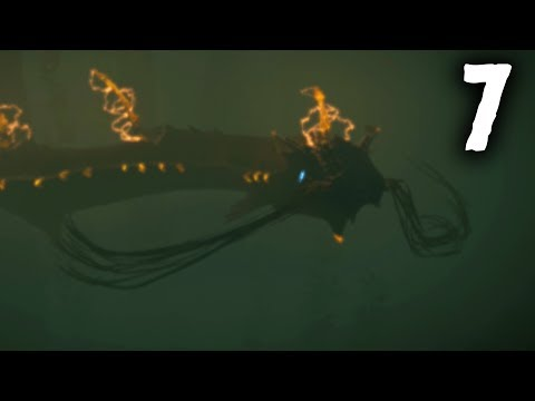 Shadow of the Colossus PS4 7th Colossus Gameplay Walkthrough – Hydrus