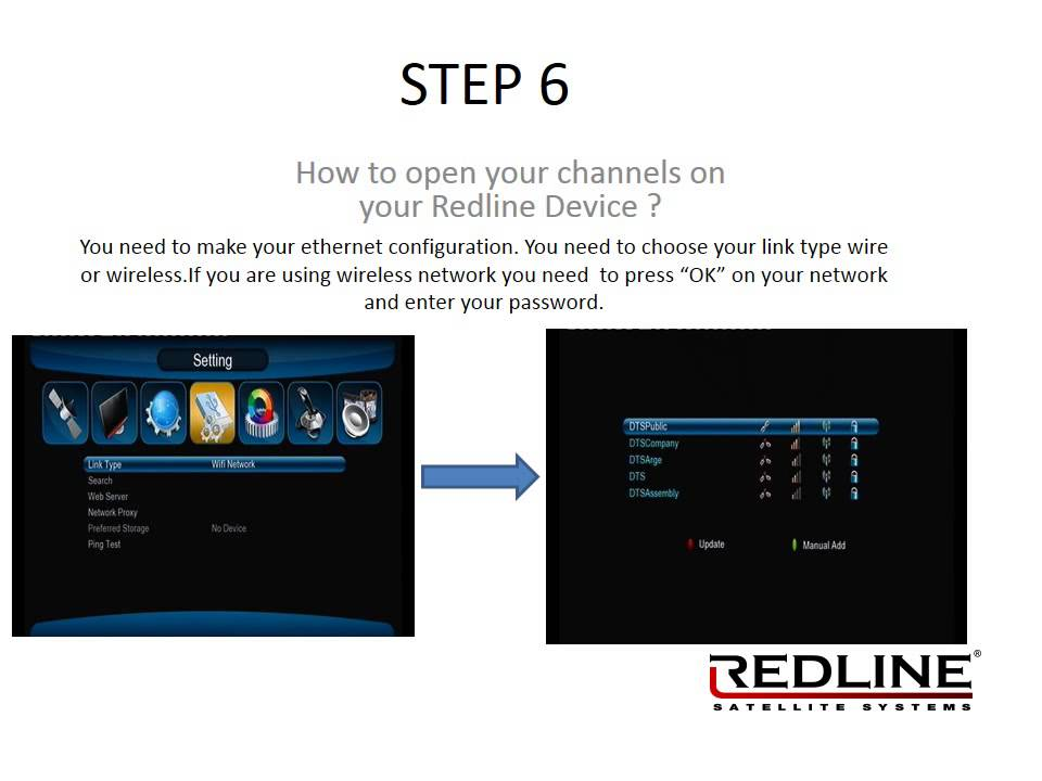 Redline IPTV