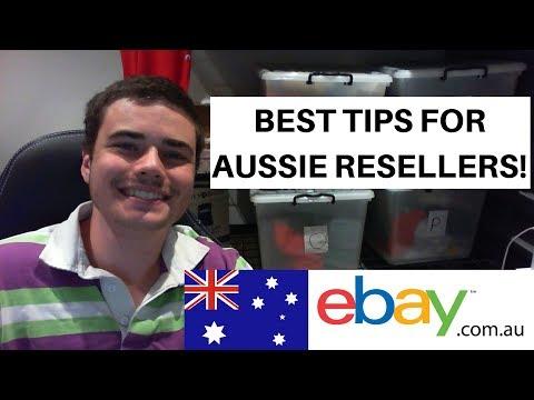 Tips For Aussie Resellers! Best Advice For Australian EBay Sellers! (2019)