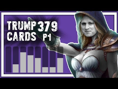 Hearthstone: Trump Cards - 379 - Part 1: Twitch Drafts Mage!