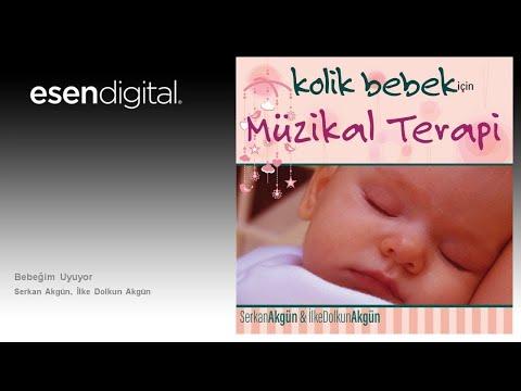 Serkan Akgün, İlke Dolkun Akgün - Bebeğim Uyuyor - Esen Digital