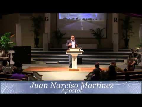 Apostol Juan Narciso Martinez 8Aug14