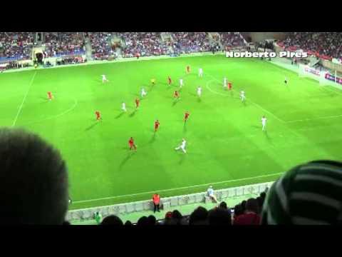 Portugal Vs Panama no estadio Algarve