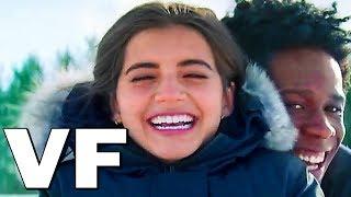 FLOCONS D'AMOUR Bande Annonce VF  (2019) Isabela Moner, Kiernan Shipka, Film Adolescent