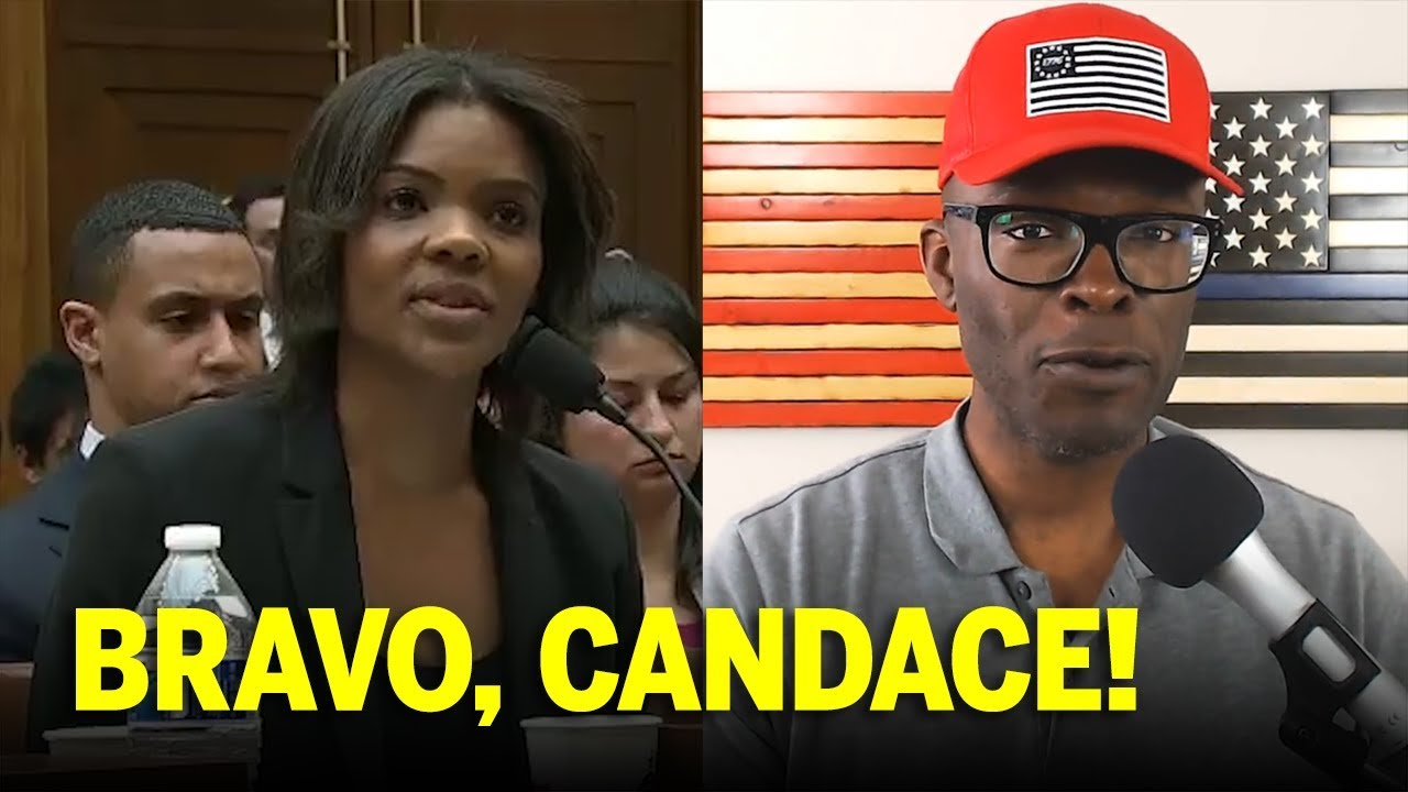 Candace Owens says Democrats' hate crimes concerns are just '2020 election strategy'