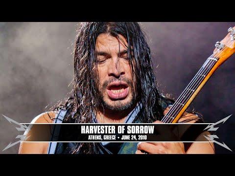 Metallica: Harvester of Sorrow (MetOnTour — Athens, Greece — 2010)