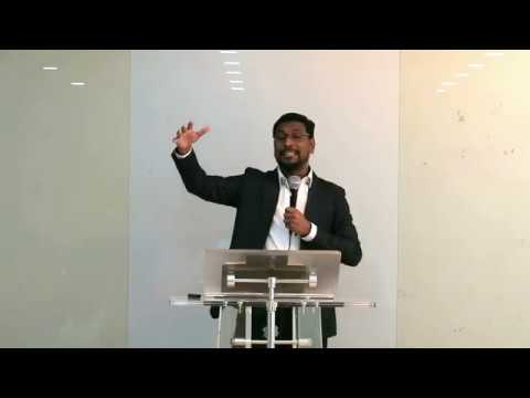Sermon on 'Quiet, Be Still' (Jesus Calms the Storm) from Mark 4: 35 to 41 by Pastor Dileep