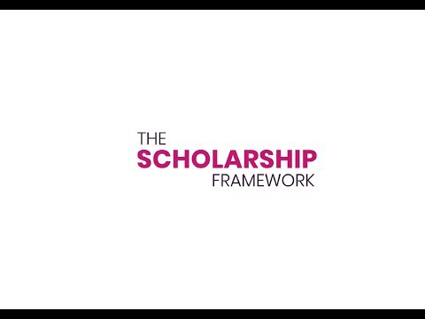 The Scholarship Framework