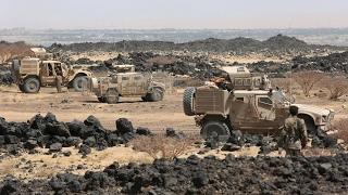 أخبار عربية - قوات الشرعية اليمنية تحقق تقدما كبيرا في مدينة #ميدي