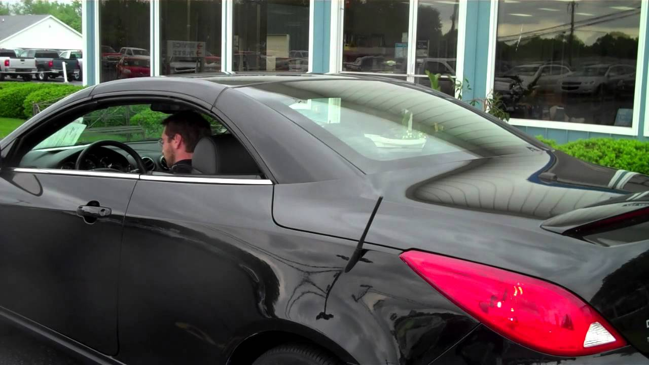 2008 Pontiac G6 Gt Convertible At Devoe Chevy Youtube