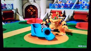 Baseball Fight vs  Bowser