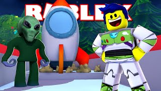 I DID A ROCKET TRIP ON ROBLOX AND I FOUND IT AMAZING!