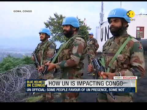 India's global peacekeepers in Congo