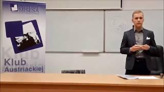 Austriacka ekonomia dobrobytu - Dawid Megger