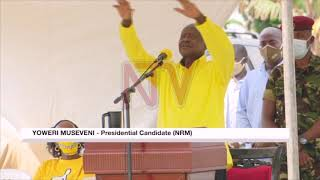 Foreigners and opposition trying to fail us - Museveni