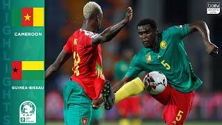 HIGHLIGHTS : Cameroon vs. Guinea-Bissau