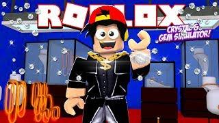 ROBLOX - DIAMONDS & GEMS LIKE A GANGSTER RAPPER!!
