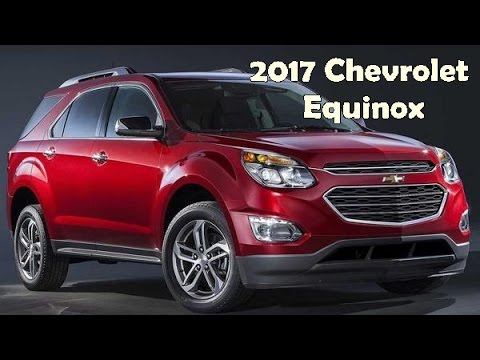 2017 Chevrolet Equinox Picture Gallery