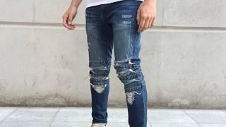 Embellish Jeans - Moto Fit and Biker Denim | Everythinghiphop.com