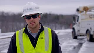 Duke Energy line workers thank customers
