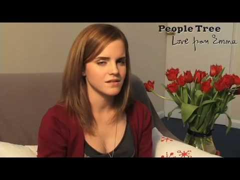 PEOPLE TREE - 'Ask Emma Watson' (2)
