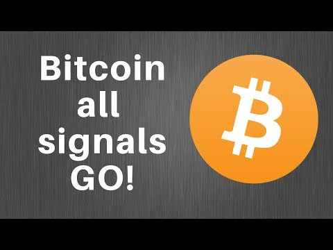 Bitcoin Today - All signals GO.