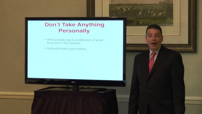 David Lorenzo Professional Speaking Youtube