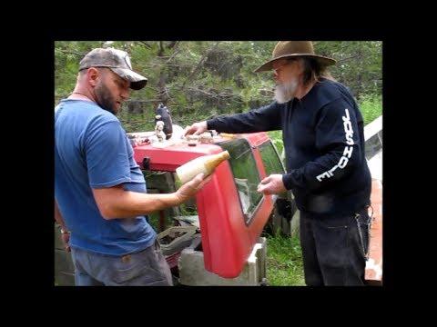 Treasure Hunting & Picking Idaho 800 mile Road Trip to Uncle Earl's