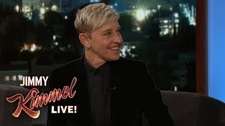 Baixar Ellen DeGeneres Makes Fun of Jimmy Kimmel's Phone Case