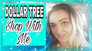 DOLLAR TREE SHOP WITH ME //HAUL// OCTOBER 2018