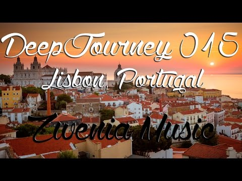 ♫ Deep House Video Mix 2015 #015 | Lisbon,Portugal Timelapse HD