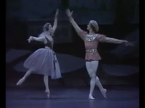 From My Old YT Channel ('A D Films') - Alicia Alonso in 'Robert Le Diable'