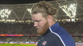 WCH 2017 London - Ryan Crouser USA Shot Put Final