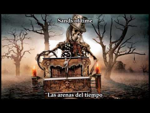 Avantasia Blizzard On The Broken Mirror Subtitulos en Español y Lyrics (HD)