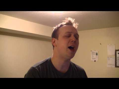 Edwin McCain - I'll Be Karaoke Cover 2