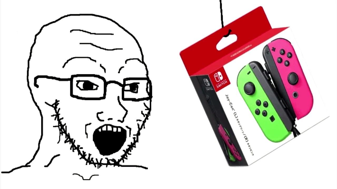 Download Soy Boy Face Meme | PNG & GIF BASE