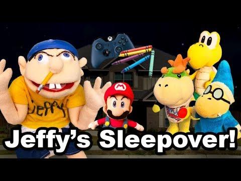 SML Parody: Jeffy's Sleepover!