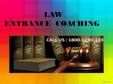 Best Law Entrance Coaching In Delhi  | Call - 1800-1230-133