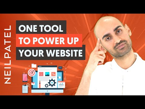 One Tool To Make Your Website a Sales and Marketing Machine