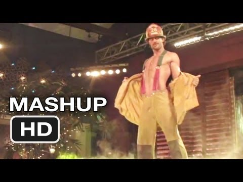 Magic Mike - Ultimate Striptease Mashup HD