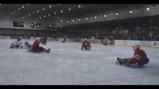 Sledge Hockey Final