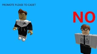 Why You Should NEVER Ask For a Promotion in Roblox Groups.