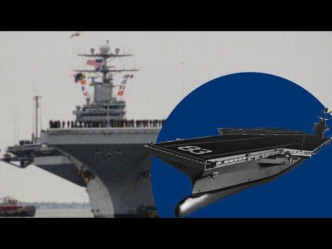 كورونا يهاجم حاملة الطائرات الأمريكيّة
