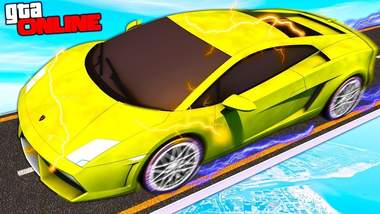 Мы играем в GTA 5 Online на вашем ПК. Сегодня я мчался в гонках |  Смотреть Видео Гонки на Спортивных Машинах