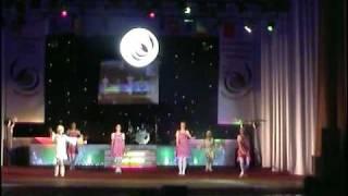 Русский танец - Большая Перемена. Хореограф Андрей Киселев