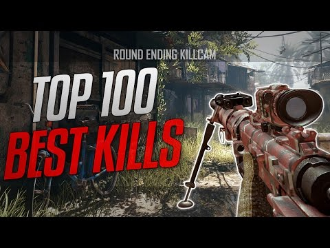 Call of Duty: Top 100 Best Kills of all time (Best COD Kills Ever) [Best Sniper Clips] [1]