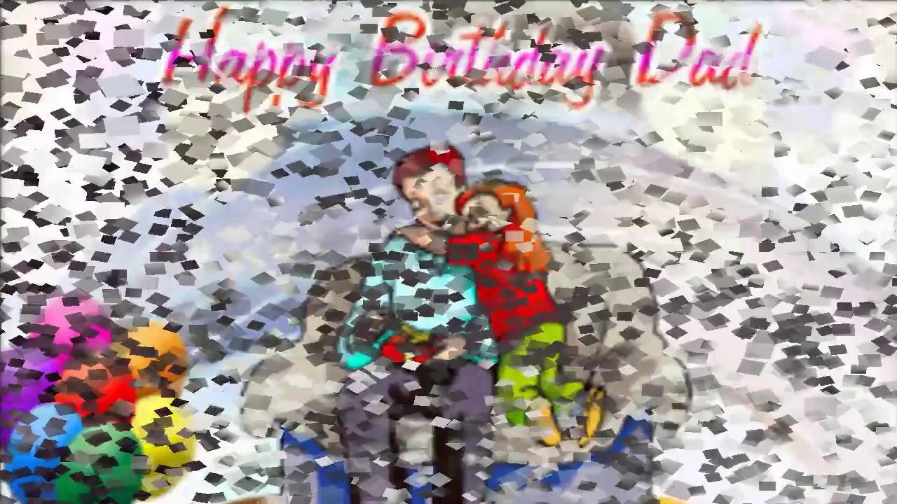 Happy Birthday dear PAPA egreetings YouTube