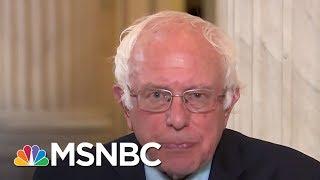 "Bernie Sanders On Secret Health Care Bill: ""I"