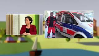 IZABELA KUCHARSKA (Inspektor Sanitarny) - CZY W POLSCE ZAPANUJE EPIDEMIA ODRY? JAK SIĘ JEJ USTRZEC?